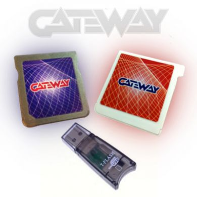 Gateway 3DS + 16GB MICROSD for 3DS, 3DS XL and N3DS, N3DS XL