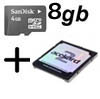 Acekard 2.1 and 8GB MicroSDHC Card for Nintendo DS & Lite